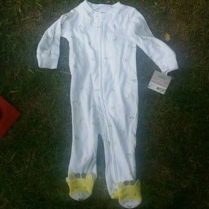 Carter's Baby One piece Sleepy  9mth